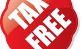 знак Tax Free