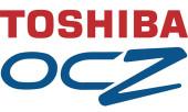 логотипы toshiba и ocz